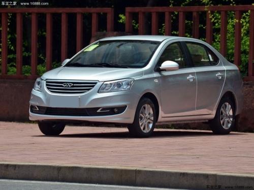 奇瑞e3北京最高优惠1.5万元现车充足高清图片