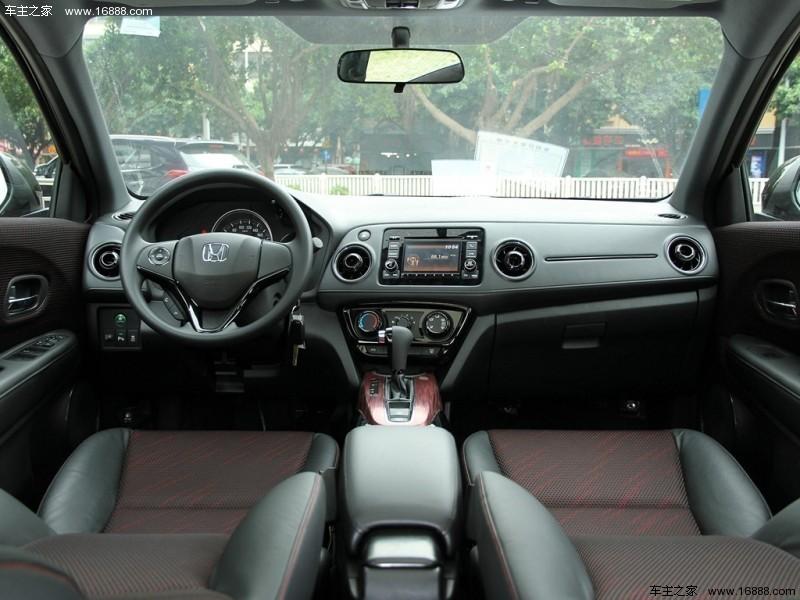本田XR-V15款 1.8L EXi  CVT舒适版