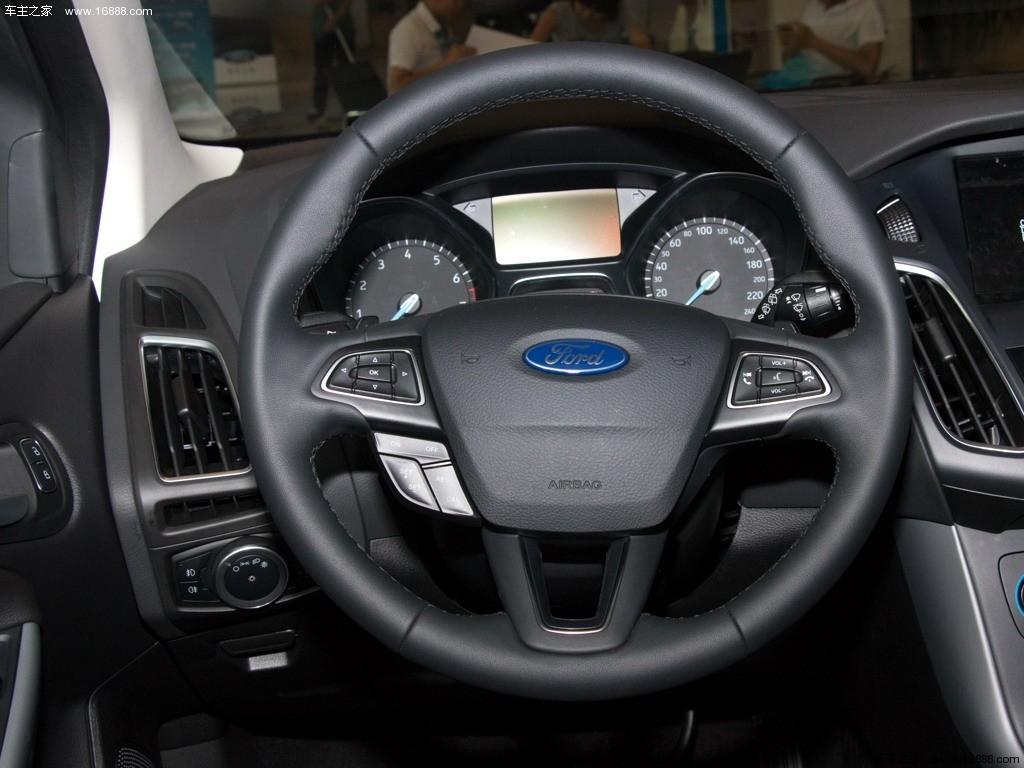 5t自动运动型|福克斯 2015款 两厢  180 型