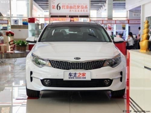 北京起亚k5最高优惠6.5万元现车充足高清图片