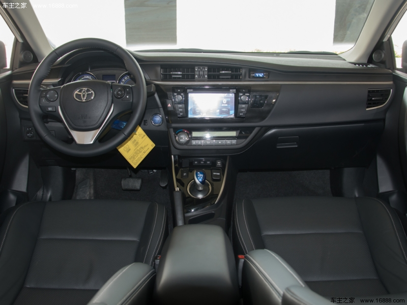 雷凌 2016款 双擎 1.8H V CVT豪华版
