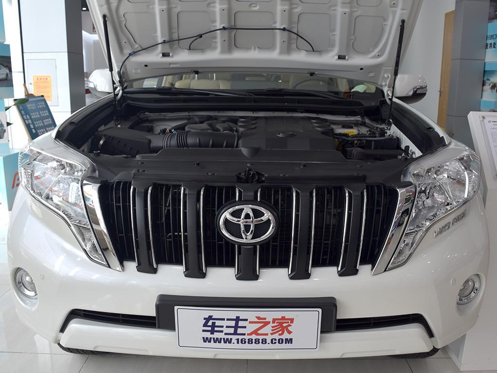 2017款丰田普拉多4000中东版