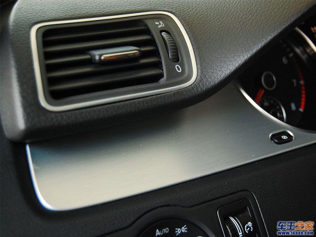 一汽-大众cc空调出风口
