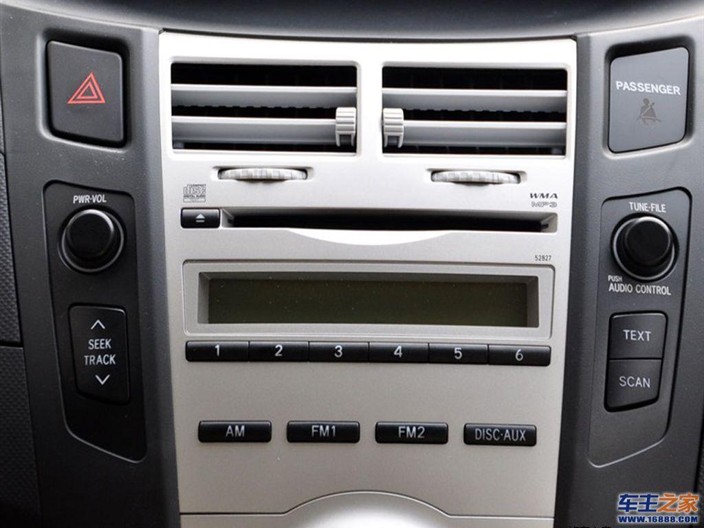 丰田86120-60k40的cd机接线图