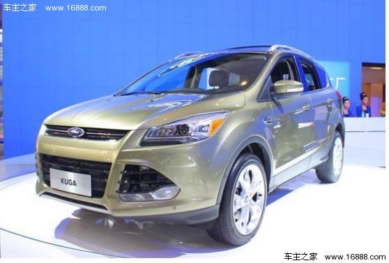 款SUV新车将上市 福特新翼虎 哈弗H7领衔高清图片