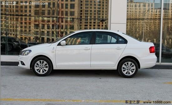 2013款 大众捷达 1.6L手动舒适型-一周重点新车 斯柯达8万元新紧凑车高清图片