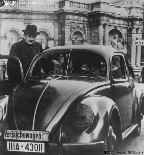 """1939年""""甲壳虫""""型汽车诞生-8大车展特色解读及2013广州车展新车高清图片"""