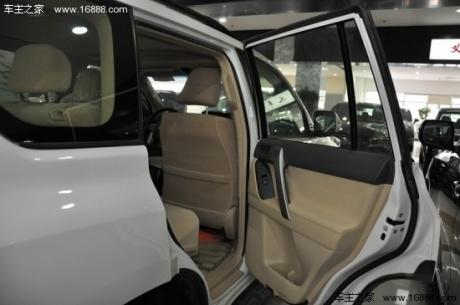 2014新款丰田霸道4000中东版越野车报价图片高清图片