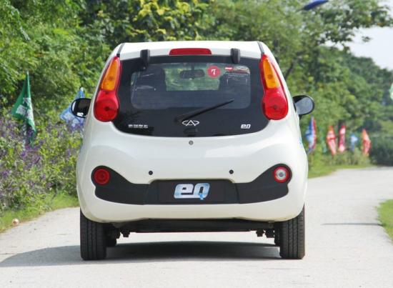 五一钜惠 奇瑞EQ现车售6万起可入手高清图片
