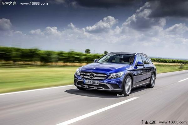 车主之家 汽车新闻 国外新车 > 奔驰c级all-terrain假想图 定位跨界