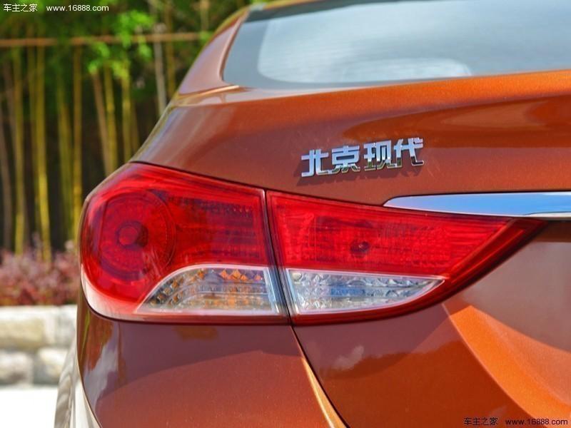 朗动 2012款 1.8L 自动尊贵型