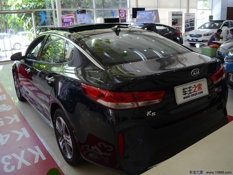 起亚K5 2016款 2.0L hybrid LUX