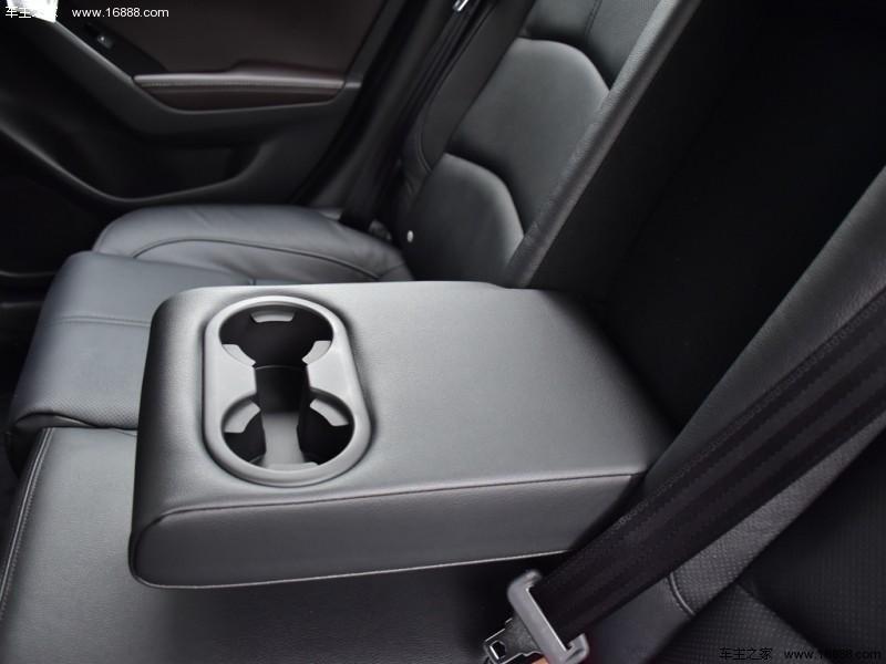 马自达3 Axela昂克赛拉 2017款 三厢 2.0L 自动尊贵型