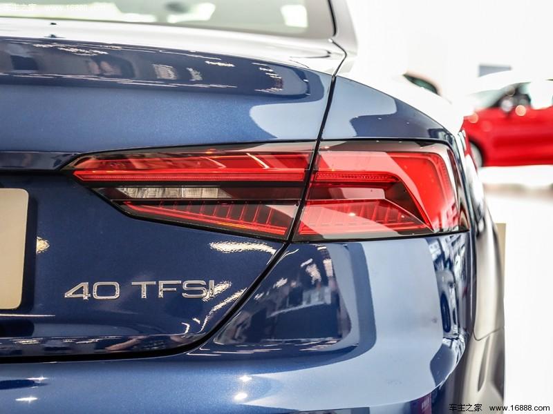 奥迪A52017款 Sportback 40 TFSI 时尚型(指导价:暂无)