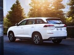 长安欧尚X7 EV图片