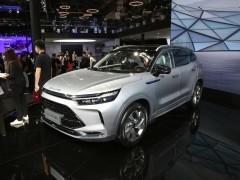BEIJING-X7新能源图片